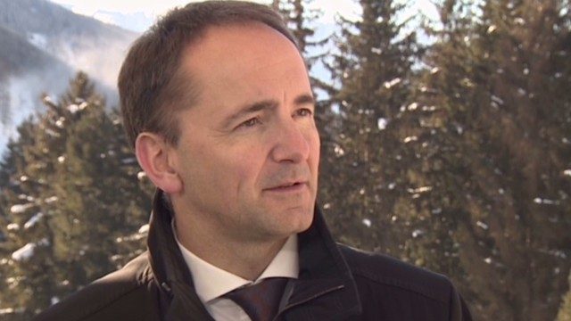 Davos: Shifting business to the cloud