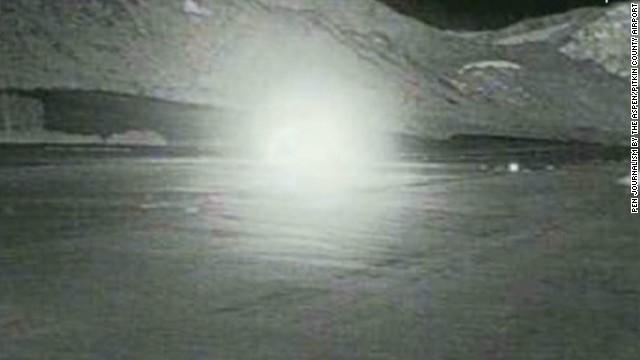 newday cabrera aspen plane crash video_00004525.jpg