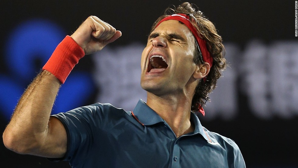 Practically written off at the start of 2014, Roger Federer showed there is plenty of  life in the 32-year-old yet as he defeated world No. 4 Andy Murray.