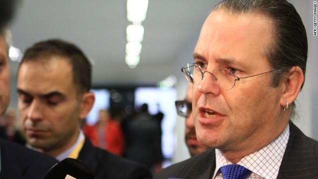 Swedish FM: Crisis hurts Russian economy
