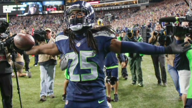 Richard Sherman: Thug is the new n-word