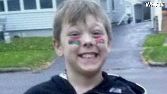 Eight-year-old hero dies saving his family