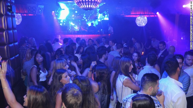 In case you didn't know what a nightclub is, a prospectus can help you.