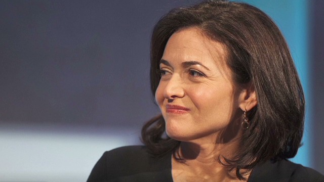 Sheryl Sandberg's road to success