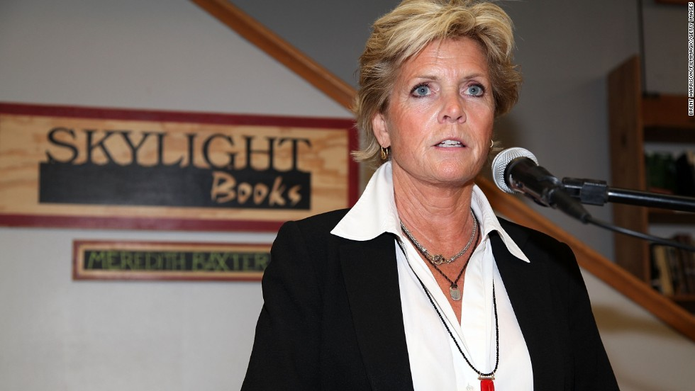 "It was years after Meredith Baxter portrayed one of America's favorite moms, Elyse Keaton on ""Family Ties,"" that she <a href=""http://www.soberinfo.com/news/2011/12/tvs-meredith-baxter-speaks-about-abuse-and-addiction.html"" target=""_blank"">revealed that she is a recovering alcoholic.</a>"