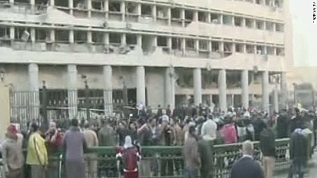 Egypt: Three explosions rock Cairo