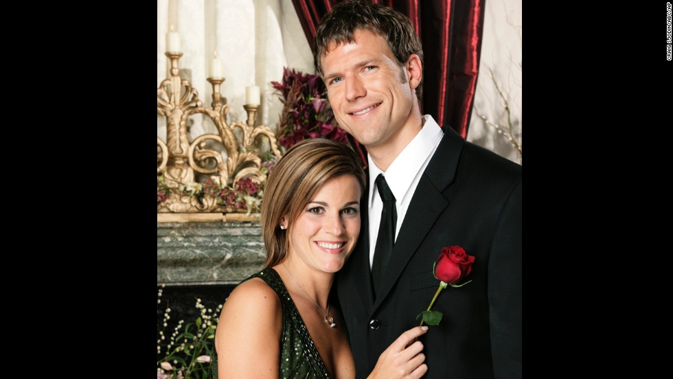 "Physician Travis Stork and kindergarten teacher Sarah Stone fell for each other in season 8. Today Stork is a co-host on the show ""The Doctors"" and <a href=""http://www.people.com/people/article/0,,20609426,00.html"" target=""_blank"">married pediatrician Charlotte Brown in 2012</a>. Stone left the classroom for a career in real estate and is a married mother of two."