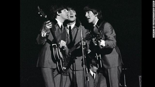 McCartney, Starr will reunite at Grammys