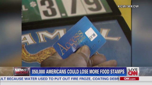 Americans could lose more food stamps