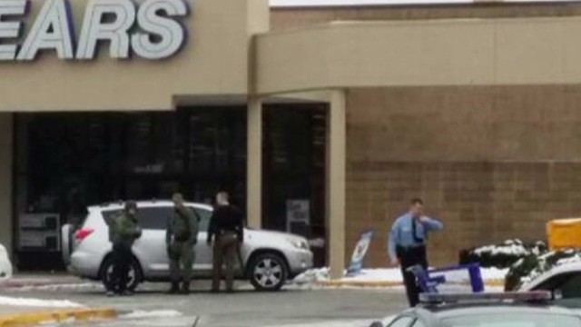Deadly shooting at suburban mall