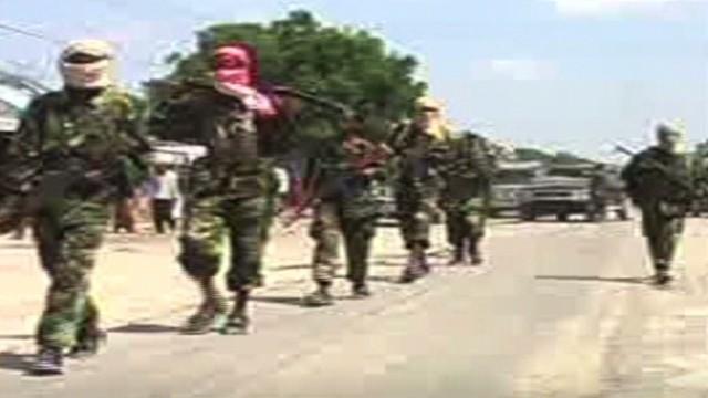 Official:Strike targeted militant leader