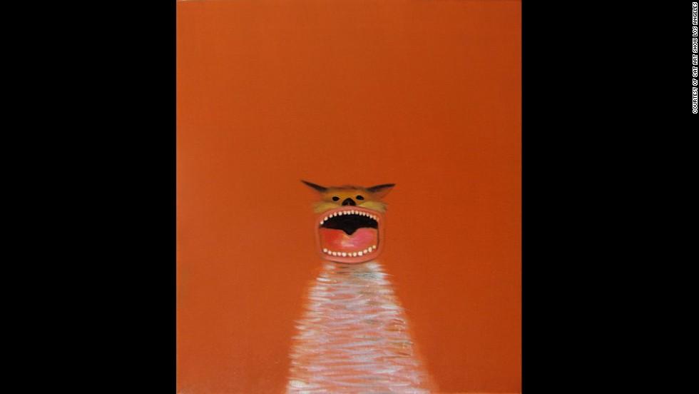 """Orange Cat"" by Nicholas Chistiakov"