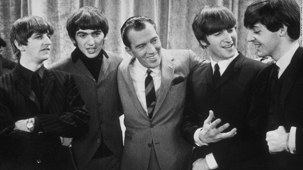 "On February 9, 1964, <a href=""http://www.cnn.com/2014/01/30/showbiz/beatles-ed-sullivan-beatlemania-5-things/index.html"">the Beatles made their U.S. debut on ""The Ed Sullivan Show,""</a> kicking off the American strain of ""Beatlemania"" — a fever that had already infected their native Britain."