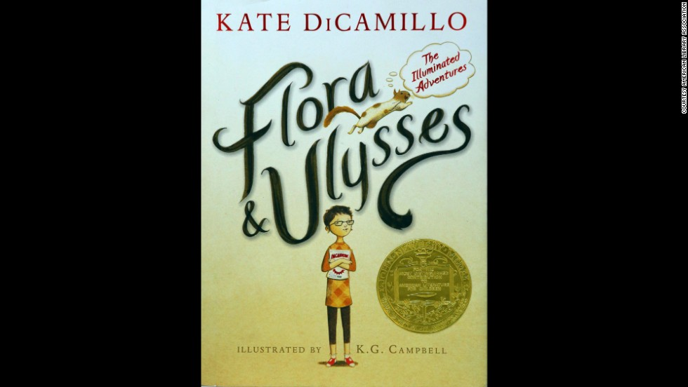 "Looking for great reads for young people? ""Flora & Ulysses: The Illuminated Adventures,"" written by Kate DiCamillo, is the 2014 Newbery Medal winner. Click through the gallery to see the rest of the American Library Association's Youth Media Award 2014 winners for children's and young adult literature."