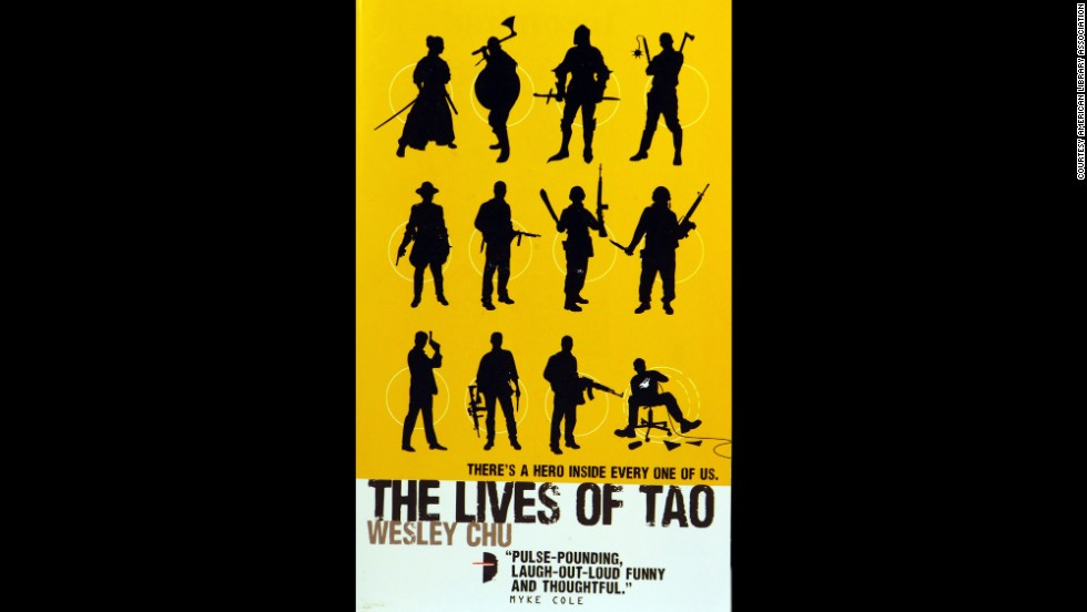 """Lives of Tao,"" written by Wesley Chu, is one of 10 books to win the Alex Award for best adult book that appeals to teen audiences."