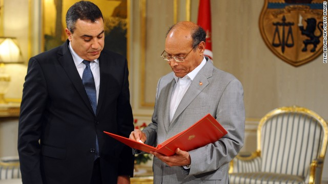 Official: Constitution empowers Tunisia