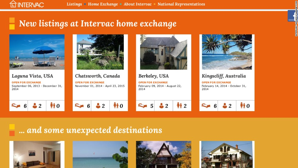 Intervac Home Exchange can free up a lot of a travel budget. The annual fee grants you unlimited home swaps around the world.