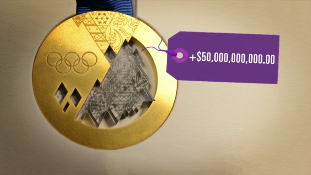 Sochi 'most corrupt Games ever'