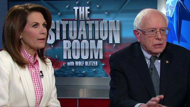 Bachmann: Obama created war on women