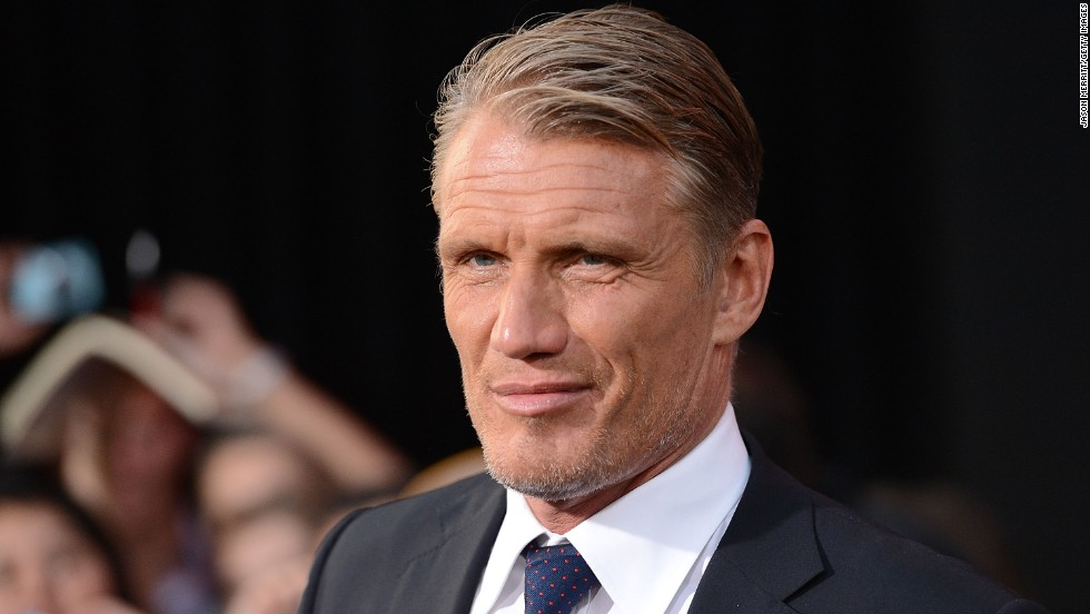 Dolph Lundgren has played brawny lunkheads in a few films, but in real life he has a master's degree in chemical engineering from the University of Sydney in Australia.