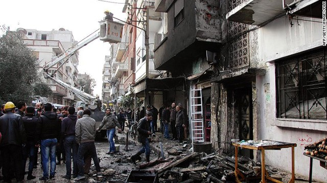 Medical care in Syria called 'medieval'
