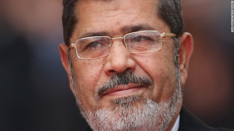 Mohamed Morsy sentenced to death in Egypt