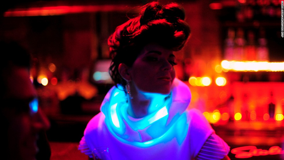 "<strong>New tech that senses how you're feeling inside:</strong> is it the key to self-knowledge and the future of communication? Or just the return of the phony ""mood ring""? Check out our gallery of the top mood-sensing technology in development."