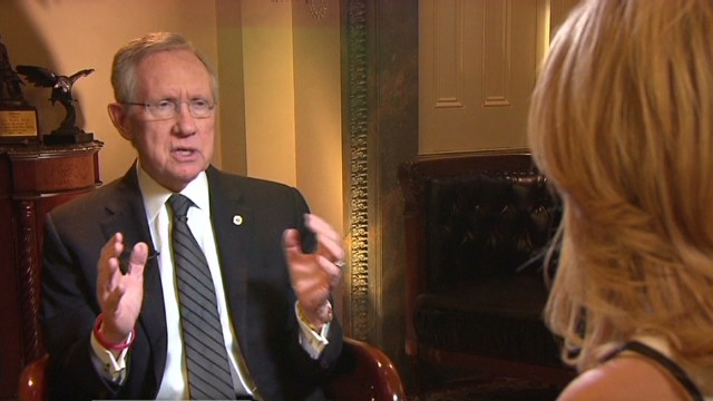 Reid: Dems shoudn't fear Obama