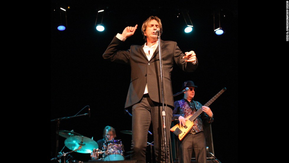 """Yes, The Fixx is definitely in. The New Wave band was formed in London in the 1970s and is still making music. """"One Thing Leads to Another"""" still gets the crowds moving."""