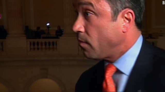 Congressman attacks reporter on live TV