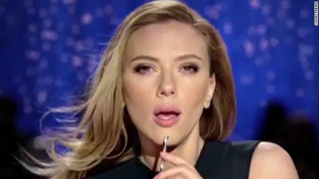 Scarlett Johansson's soda problem