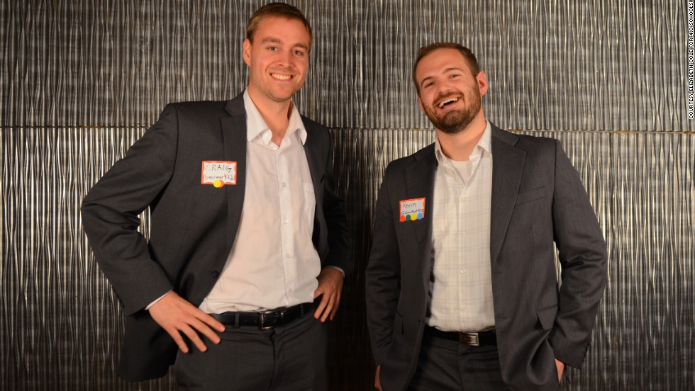 "As an eighth-grade science teacher, Craig Jones, left, felt overwhelmed by the stacks of tests and assignments that never seemed to diminish. After leaving the classroom in 2012 to pursue an MBA and work as a Teach for America fellow, he began focusing on ways to use technology to make teachers' lives easier. He and co-founder Kevin McFarland came up with <a href=""http://smartestk12.com"" target=""_blank"">SmartestK12</a>, which lets teachers transform documents into digital assignments that students can access online or on their smartphones."