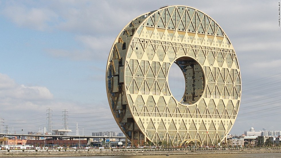 10 eye popping new buildings that you 39 ll see in 2014 for Top 50 architects in the world