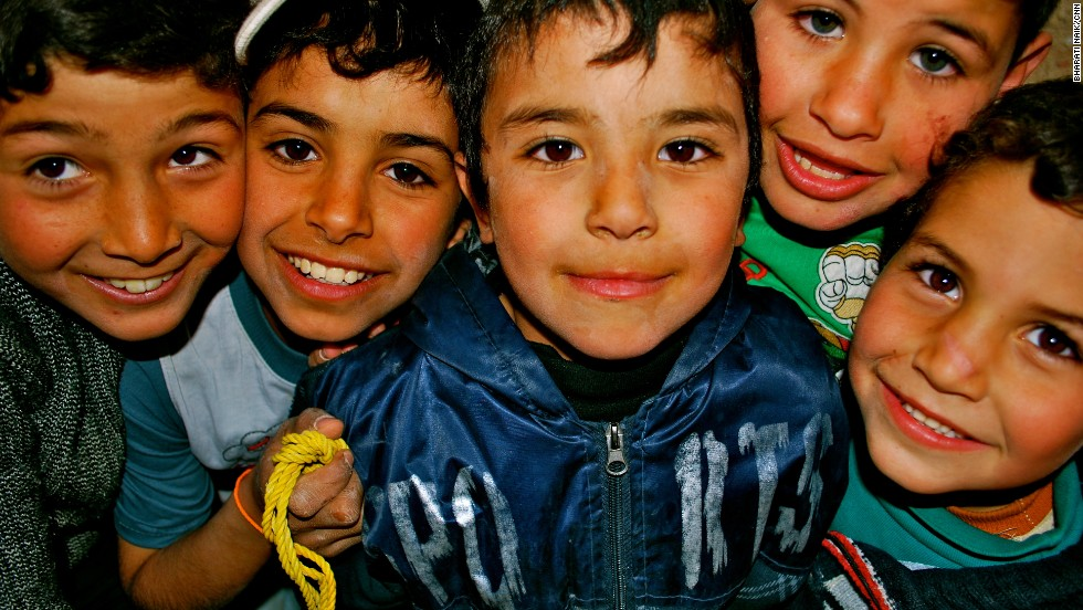 There are three schools in Zaatari. The U.N. estimates that nearly 3 million children in Syria have been forced to quit their education as a result of the civil war.