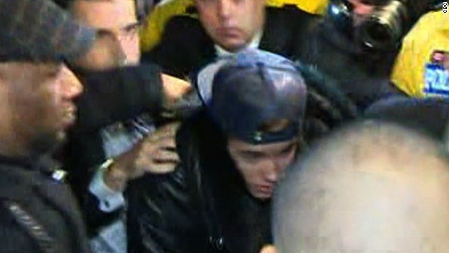 Mayor Ford defends Justin Bieber on air