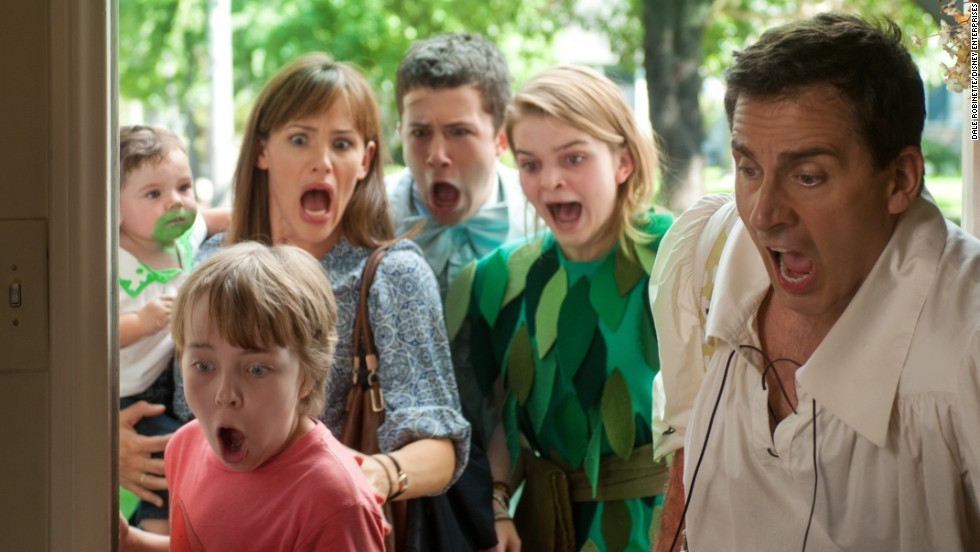 "<strong>""Alexander and the Terrible, Horrible, No Good, Very Bad Day""</strong> (October 10): The screen adaptation of the 1972 book stars Steve Carell and Jennifer Garner as the parents of 11-year-old Alexander. You may have figured out by the title that things aren't going so well for him, but that doesn't stop the laughs from coming."
