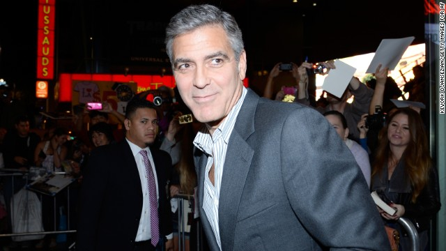 Clooney is a rare public figure with the credibility, courage, and magnetism, says Jeremy Barnicle.