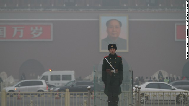 "Smoke but no cigar: Beijing has lost its ""most dirty"" crown."