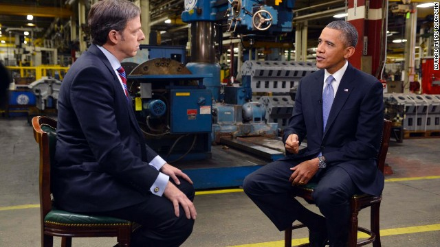 Obama: I'm focused on opportunity