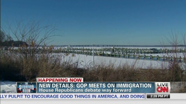 House Republicans split on immigration