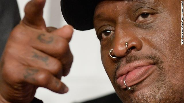 Rodman faces his demons in rehab again