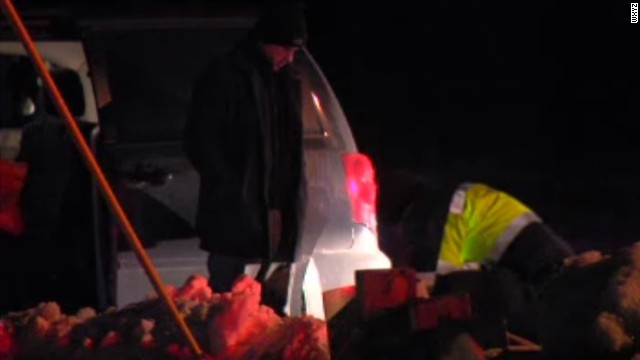 Bags of body parts found along highway