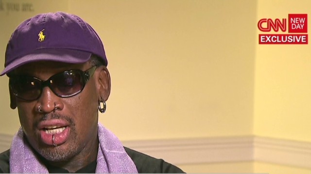 Rodman to CNN: I don't have to drink