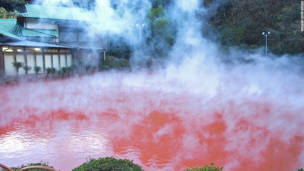 Blood Pond Hell. No idea where they came up with that one.