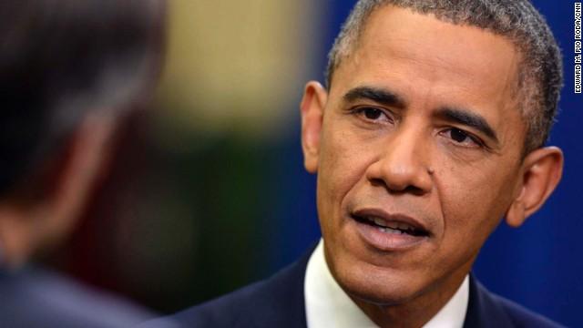 CNN's exclusive Obama interview