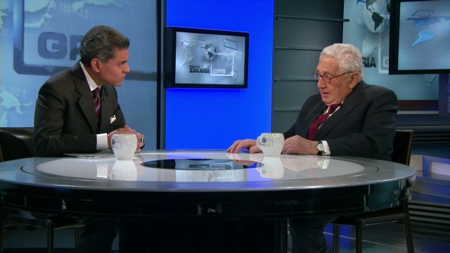 Kissinger on Obama's Russia policy