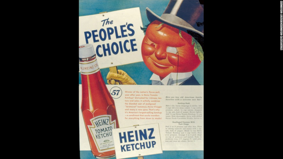 """<strong>Ketchup (China): </strong>The word ketchup is derived from the Chinese <em>ke-tsiap</em>, a pickled fish sauce, which tastes more like soy sauce. Fermented sauces went through a lot of changes throughout their history, <a href=""""http://www.npr.org/blogs/codeswitch/2013/12/02/248195661/ketchup-the-all-american-condiment-that-comes-from-asia"""" target=""""_blank"""">but it does seem that a Philadelphian gets the credit for adding the defining ingredient, tomatoes, in the early 19th century</a>."""