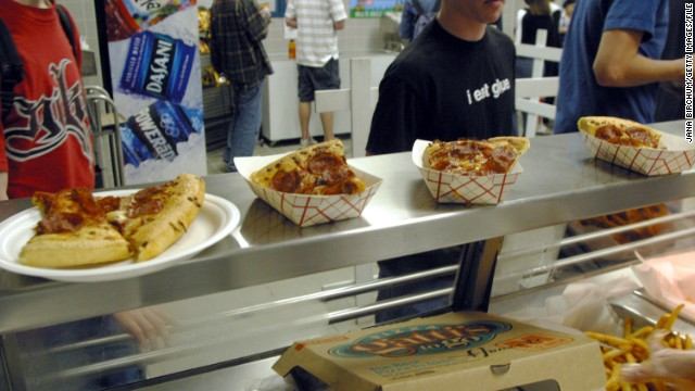Lawmaker: Delay healthy lunch rules