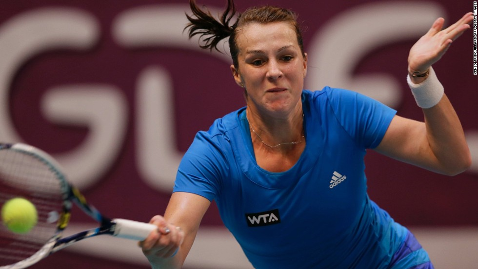 Pavlyuchenkova came from a set down, and a break early in the third, to reach her ninth WTA Tour final.
