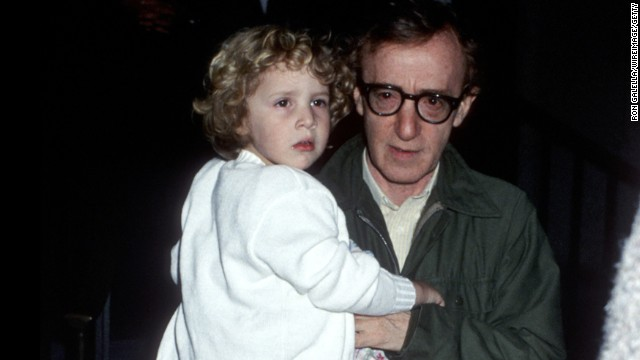 Woody Allen accused of sexual assault